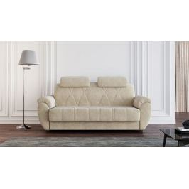 Прямой диван Askona ANTARES New Sky Velvet 03 140x200