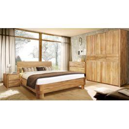Кровать из массива дуба Askona Lausanne 90x200