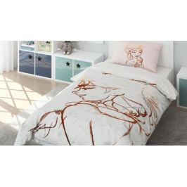 Комплект детского постельного белья Askona Disney Frozen Pink 148x210
