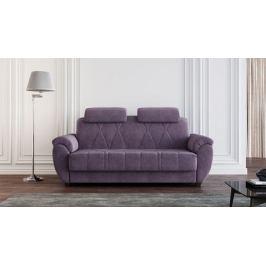 Прямой диван Askona ANTARES New Casanova lilac 140x200