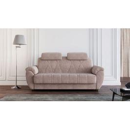 Прямой диван Askona ANTARES New Casanova stone 140x200