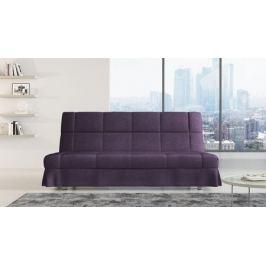 Прямой диван Askona NIKA Sky Velvet 07 140x201