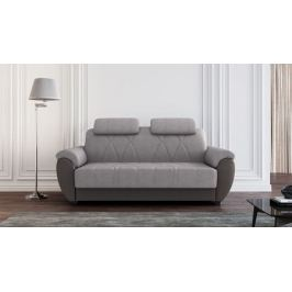 Прямой диван Askona ANTARES Nova Enrich1 4039+vogue taupe 140x200