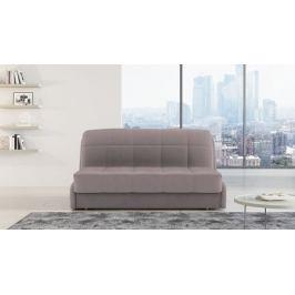 Прямой диван Askona PERSEY Nova Lux Casanova Grey 120x200