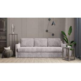 Прямой диван Askona MELANI Dorio Grey
