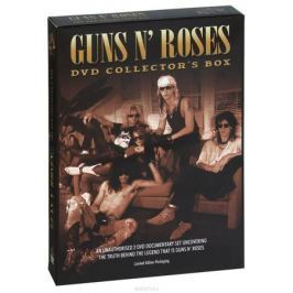 Guns N' Roses: The DVD Collectors Box (2 DVD)