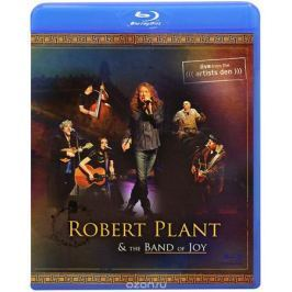 Robert Plant & The Band Of Joy: Live From The Artist's Den (Blu-ray)