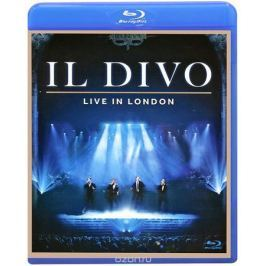 Il Divo: Live in London (Blu-ray)
