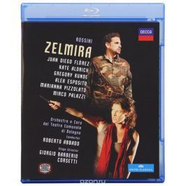 Rossini, Juan Diego Florez, Roberto Abbado, Kate Florez: Zelmira (Blu-ray)
