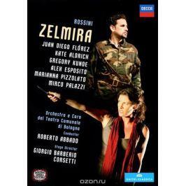Rossini, Juan Diego Florez, Roberto Abbado, Kate Florez: Zelmira (2 DVD)