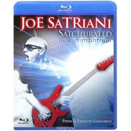Joe Satriani: Satchurated, Live In Montreal 3D (Blu-ray)