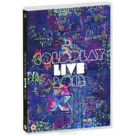 Coldplay: Live 2012 (DVD + CD)
