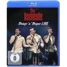 The Baseballs: Strings 'n' Stripes Live (Blu-ray)