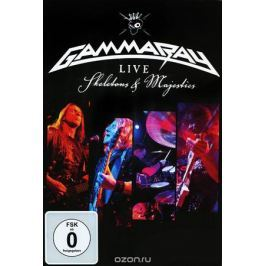 Gamma Ray: Skeletons & Majesties, Live (2 DVD)