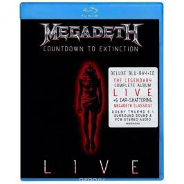 Megadeth: Countdown To Extinction - Live (Blu-ray + CD)