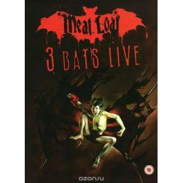Meat Loaf: 3 Bats Live - Deluxe Edition (2 DVD)