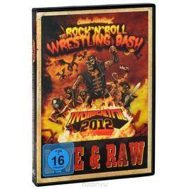 Rock'n'Roll Wrestling Bash: Trashocalypse 2012. Live At The Live Music Hall, Koln, Germany December 1st, 2012 (DVD + CD)