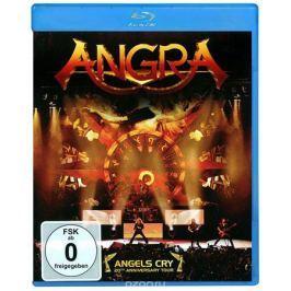 Angra: Angels Cry - 20th Anniversary Tour (Blu-ray)