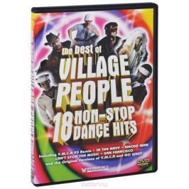 Village People: The Best Of Village People. 18 Non-Stop Dance Hits