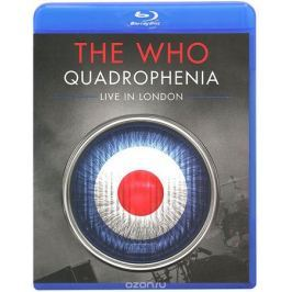 The Who: Quadrophenia - Live In London (Blu-ray)