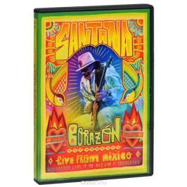 Santana. Corazon, Live from Mexico. Live It to Believe It