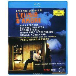 Gaetano Donizetti: L'elisir D'amore (Blu-ray)