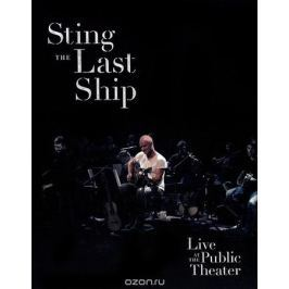 Sting The Last Ship. Live at The Public Theater