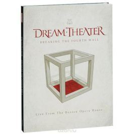 Dream Theater. Breaking the Fourth Wall (2 DVD)