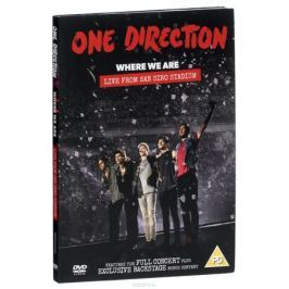 One Direction: Where We Are, Live From San Siro Stadium