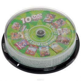 Суперсборник: Выпуск 3: Детские анимационные сериалы (10 DVD)