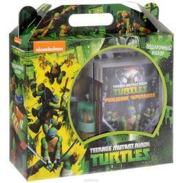 Teenage Mutant Ninja Turtles: Подарочный набор (3 DVD + сувениры)