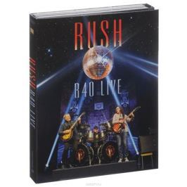 Rush: R40 Live (DVD + 3 CD)