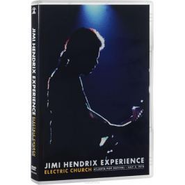 Jimi Hendrix Experience: Electric Church: Atlanta Pop Festival: July 4, 1970