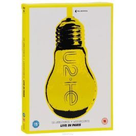 U2: Innocence + Experience: Live In Paris (2 DVD)