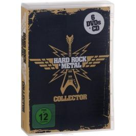 Hard Rock & Metal Collector (6 DVD + CD)