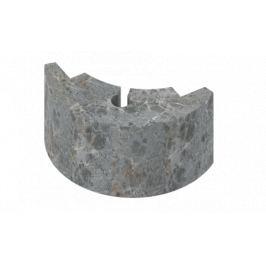 Талькохлоритные элементы: Угловой талькохлоритный элемент 2 SAWO HP23-008 для печи NIMBUS (110х50х60мм)