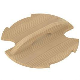 Ведра и кадушки: Крышка деревянная SAWO 381-P-COV для запарника 381-P