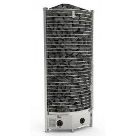 Серия Tower: Электрическая печь SAWO TOWER TH3-45NB-CNR-P (4,5 кВт, встроенный пульт, угловая)