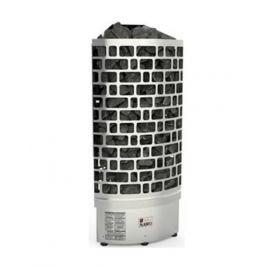 Серия Aries: Электрическая печь SAWO Aries ARI3-75Ni2-CNR-P (7,5 кВт, без пульта, нержавейка, встроен. блок мощности, угловая)