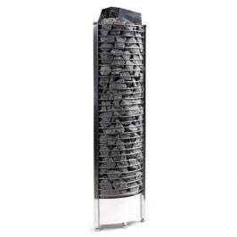 Серия Tower: Электрическая печь SAWO TOWER TH3-60Ni2-CNR-P (6,0 кВт, выносной пульт, встроенный блок мощности, нержавейка, угловая)