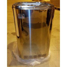 Серия Savonia: Электрическая печь SAWO SAVONIA COMBI SAVC-105N-Z (10,5 кВт, с парогенератором, без пульта, внутри оцинковка, снаружи нержавейка)
