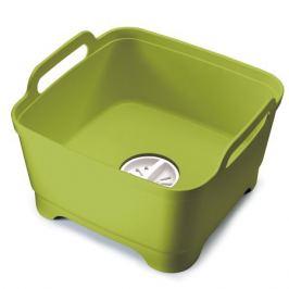 Контейнер для мытья посуды Joseph Joseph wash&drain™ зеленый 85059
