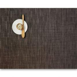 Салфетка подстановочная, винил, 36х48 см, серия Bamboo, 0025-BAMB-CHOC, CHILEWICH, США