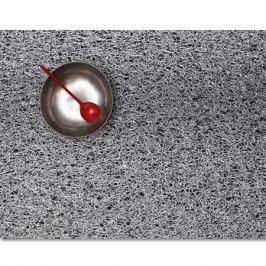 Салфетка подстановочная, винил, 36х48 см, серия Metallic lace, 0209-MTLC-SILV, CHILEWICH, США