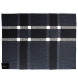 Салфетка подстановочная, размер 36х48 см, Sapphire, винил, серия Interlace, 100494-002, CHILEWICH, США