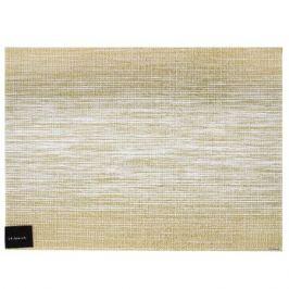 Салфетка подстановочная, размер 36х48 см, Gold, винил, серия Ombre, 100455-001, CHILEWICH, США