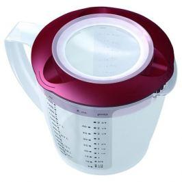 Кувшин для смешивания с крышками, объем 1,4 л., цвет красный, серия Baking, 3105227R, Westmark, Германия