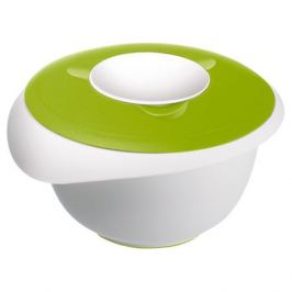 Миска для смешивания с 2-мя крышками 3,0л., цвет зеленый, серия Baking, 3155227A, Westmark, Германия
