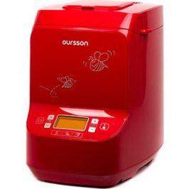 Хлебопечь Oursson BM1021JY/RD (красный)