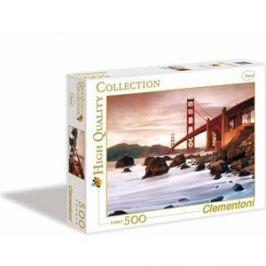 Пазл Clementoni Сан-Франциско, Мост Золотые ворота 500эл